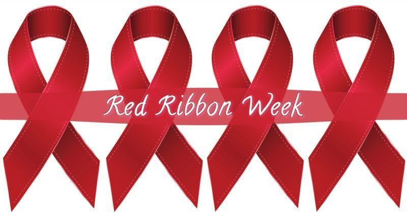 Red Ribbon Week October 26-30, 2020