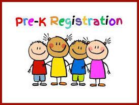 2020-21 Pre-Kindergarten Registration